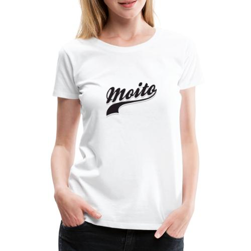 La grande Moito - T-shirt Premium Femme
