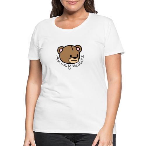 Anonymours - T-shirt Premium Femme
