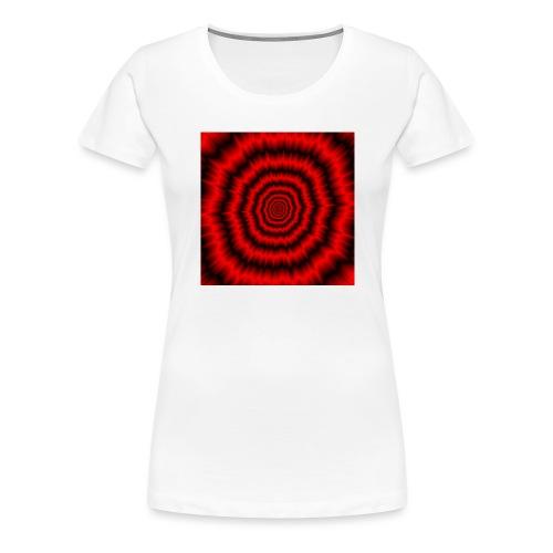 The Menacing Explosion - Women's Premium T-Shirt