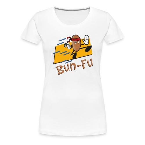 La leggenda di Bun Fu panino kung fu (Doubleface) - Maglietta Premium da donna