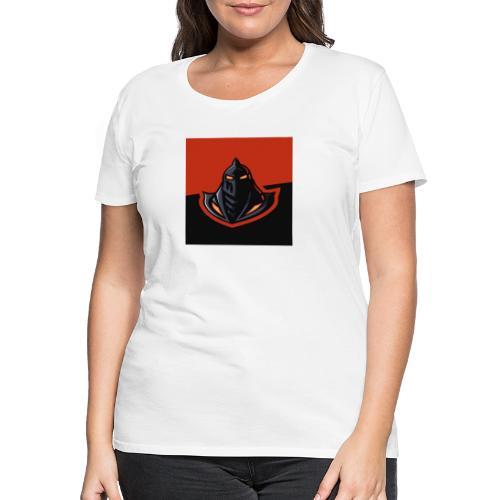 DeF Clan logo - Premium T-skjorte for kvinner