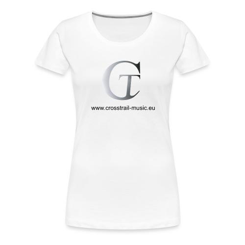 Crosstrail Music - Frauen Premium T-Shirt