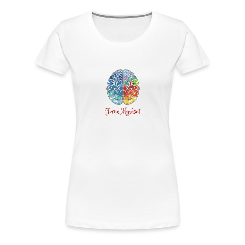Forex mindset - Women's Premium T-Shirt