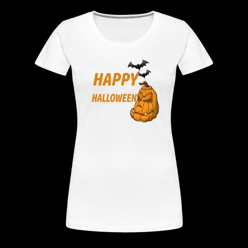 Happy Halloween! - Frauen Premium T-Shirt