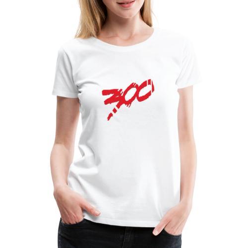 300 - Frauen Premium T-Shirt