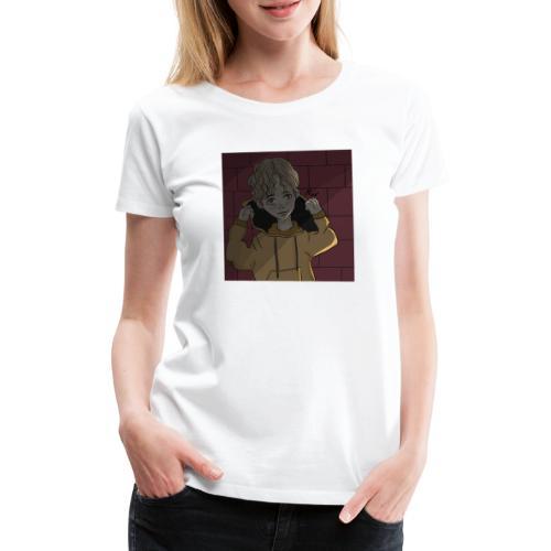 Emy - T-shirt Premium Femme