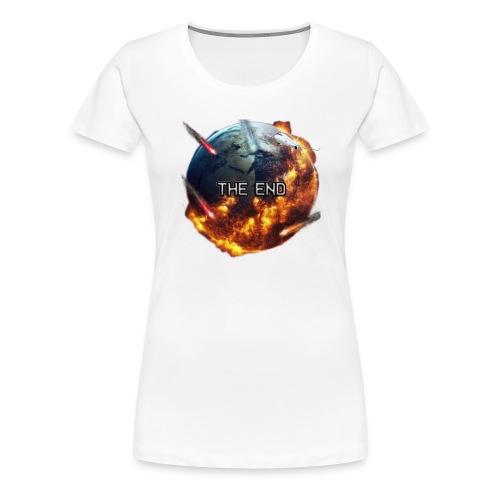 The ind - T-shirt Premium Femme