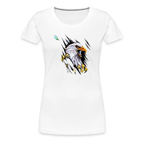 L'aigle de la Team OMEGA - T-shirt Premium Femme