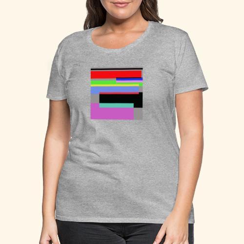 Artistico27 - Maglietta Premium da donna