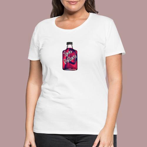 Love potion - T-shirt Premium Femme