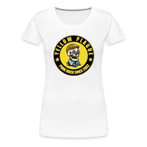 New logo - Naisten premium t-paita