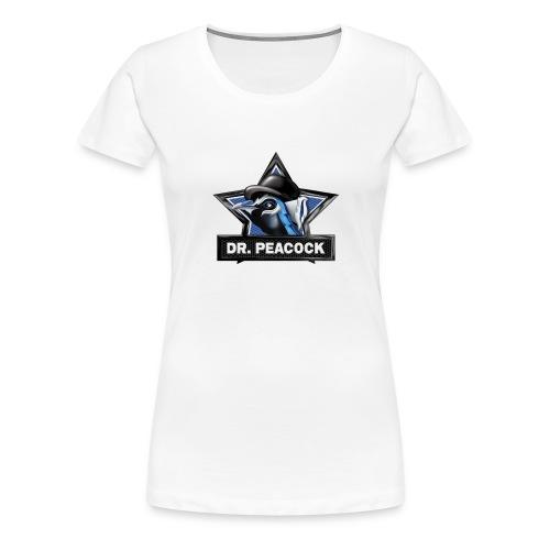 Peacock - T-shirt Premium Femme