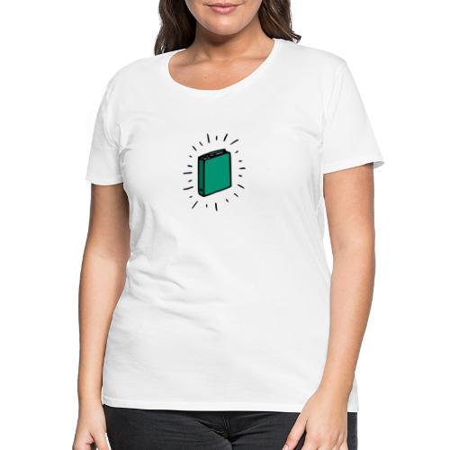 Buchen - Frauen Premium T-Shirt
