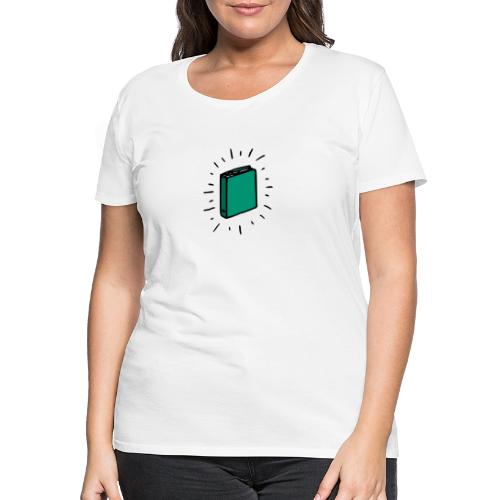 Livre - T-shirt Premium Femme