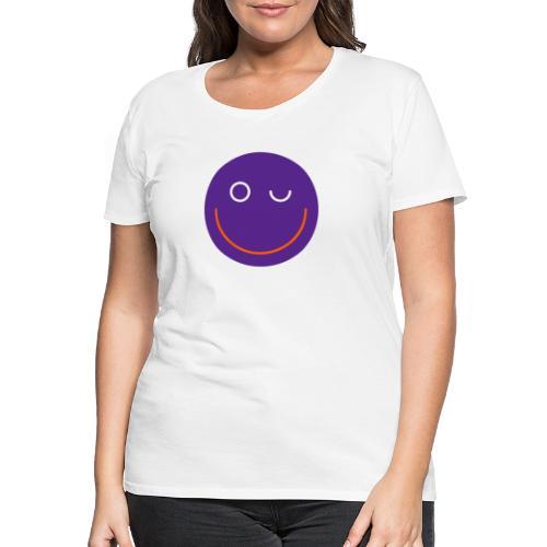 SMILE - Frauen Premium T-Shirt