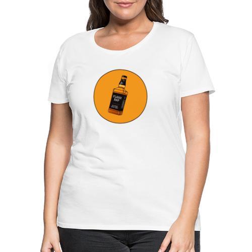 Logo Flash Rap - T-shirt Premium Femme