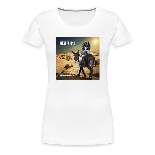 NIKKI PUPPET INTO THE WILD - Frauen Premium T-Shirt