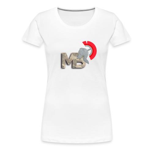 TheMBmulti Logo - Women's Premium T-Shirt