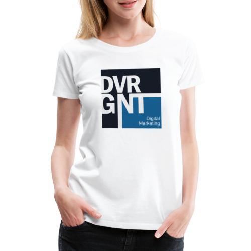 DVRGNT - Camiseta premium mujer