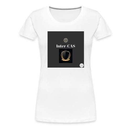 Inter-CAS Mention Safty - Frauen Premium T-Shirt
