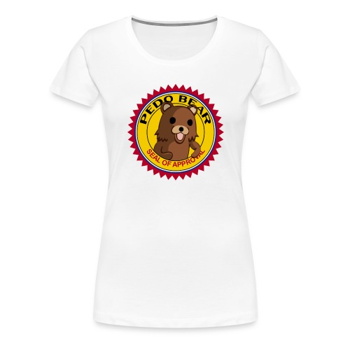 transparent - Naisten premium t-paita