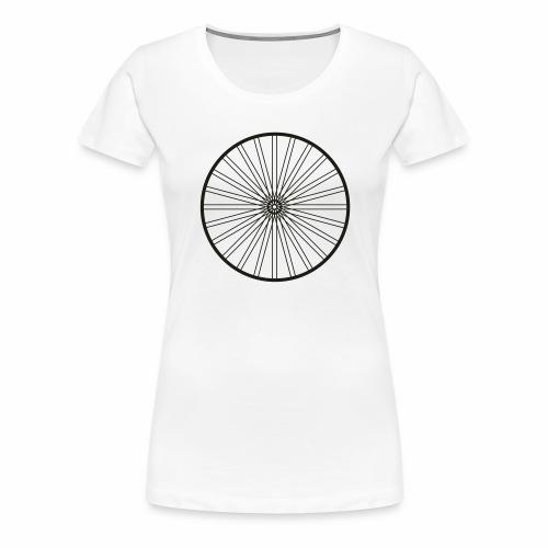rad_02 - Frauen Premium T-Shirt