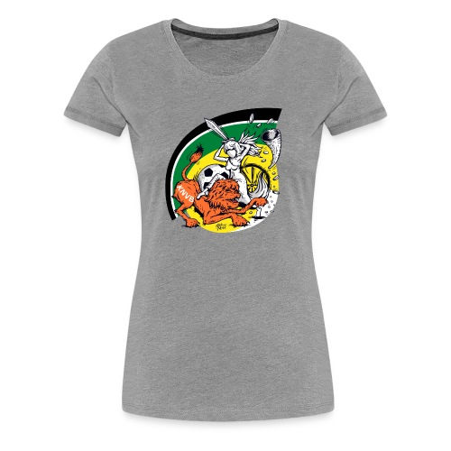 fortunaknvb - Vrouwen Premium T-shirt