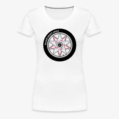 Blind Street Crew BMX - Maglietta Premium da donna