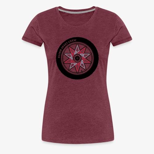 BSC Team - Maglietta Premium da donna