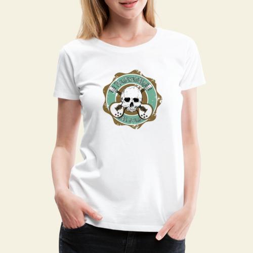 Rockabilly Still Rockin - Dame premium T-shirt