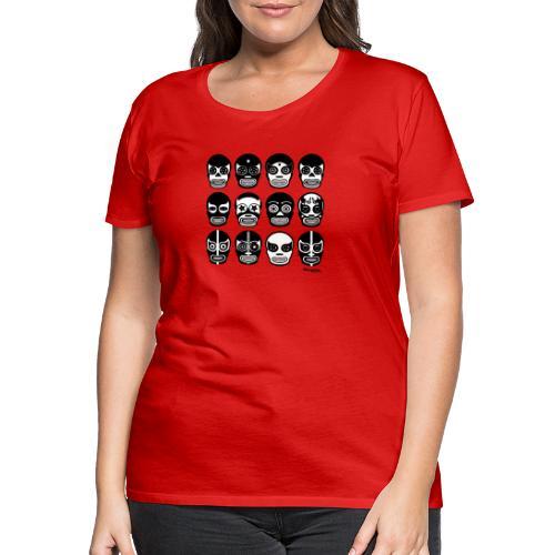 Hacienda lucha - Frauen Premium T-Shirt