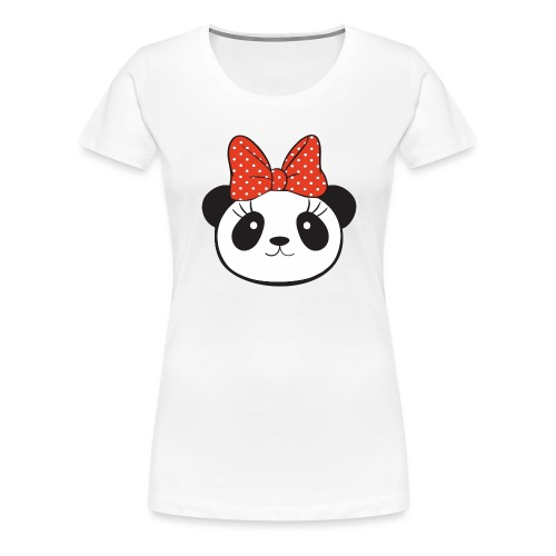 panda no8 - Women's Premium T-Shirt