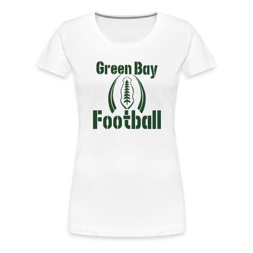 Green Bay Tasse - Frauen Premium T-Shirt