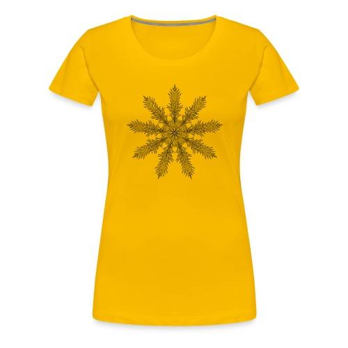 Magic Star Tribal #4 - Women's Premium T-Shirt