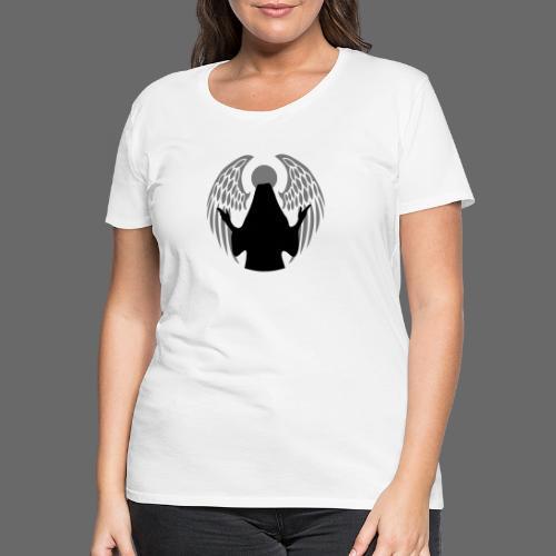 Gefallener Engel - Frauen Premium T-Shirt