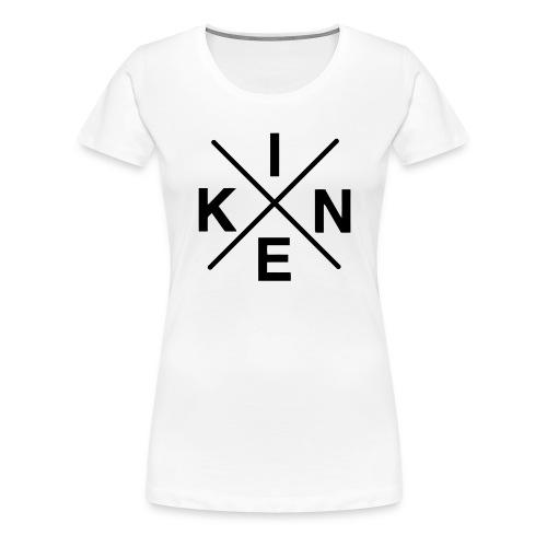 kiné bègles - T-shirt Premium Femme