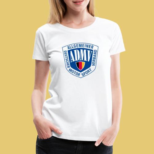 ADMV hintergrund trans - Frauen Premium T-Shirt