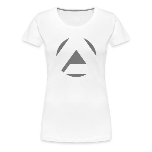 TFM logo v2 0 1 colour - Women's Premium T-Shirt