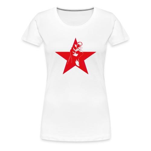 Ipod revolution - Premium-T-shirt dam