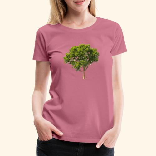 baum2 - Frauen Premium T-Shirt