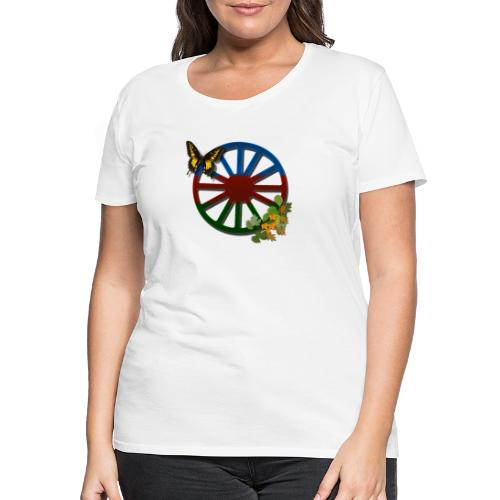 LennyRomanoDromflagalöv - Premium-T-shirt dam