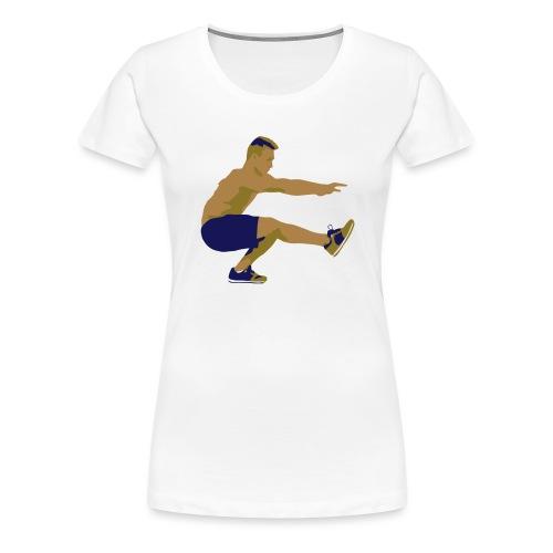 pistol - Women's Premium T-Shirt