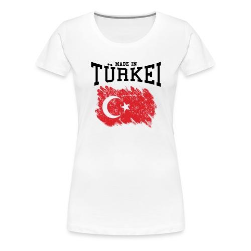 Made in Türkei - Frauen Premium T-Shirt