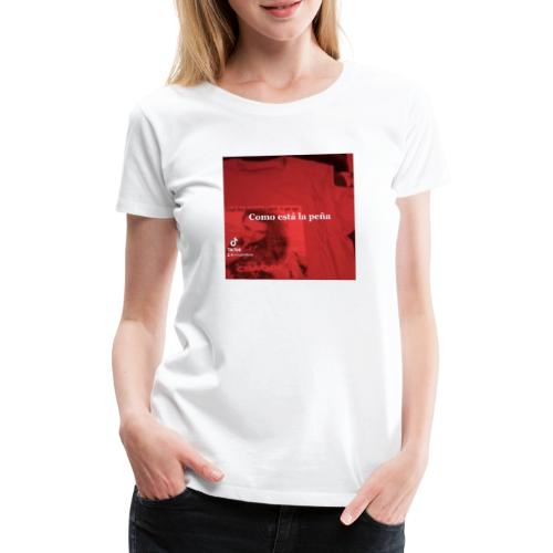 FDCC5037 D1BB 4689 A11A 6D6091F33487 - Camiseta premium mujer