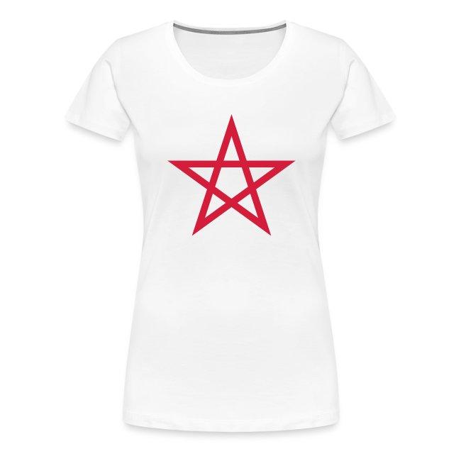 Pentagramme Wicca