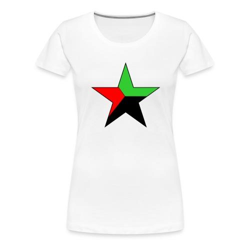 etoile martinique - T-shirt Premium Femme