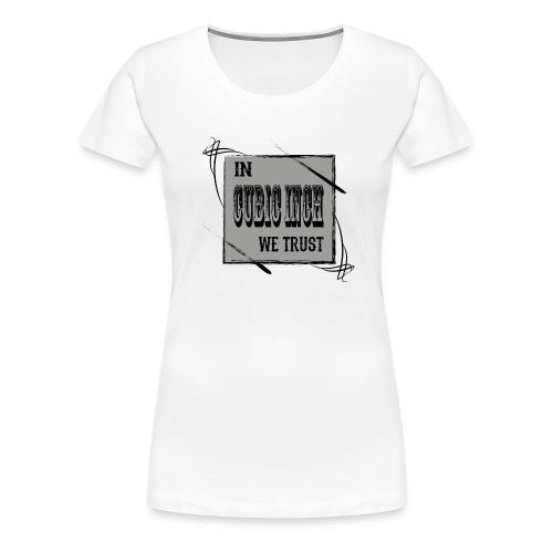 ICIWT - Women's Premium T-Shirt
