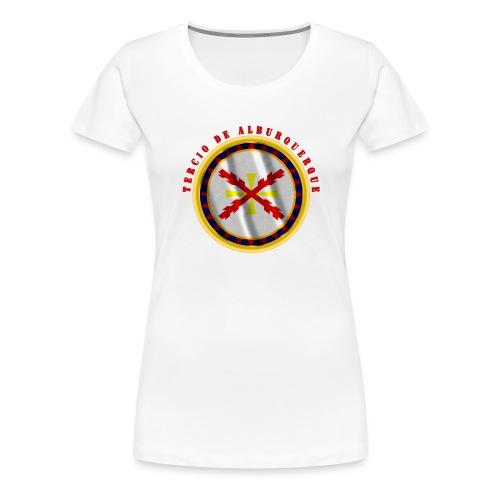 Tercio de Alburquerque - Camiseta premium mujer