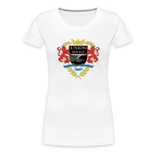 UnionRoyale png - Frauen Premium T-Shirt