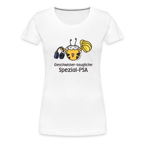 Geschwister taugliche Spezial PSA - Frauen Premium T-Shirt